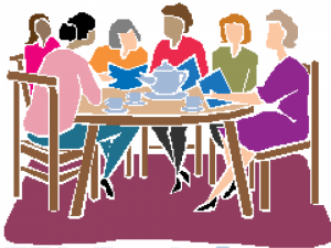 Dinner with women