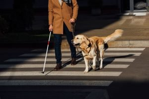 discrimination towards blind people is common