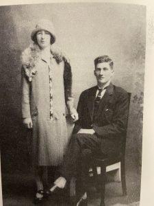 Triabunna 1930 my grandparents